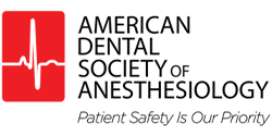 American Society of Dental Anesthesiology Logo