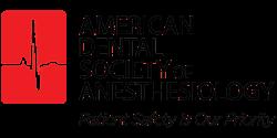 American Society of Dental Anesthesiology Logo