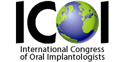 International Congress of Oral Implantology Logo